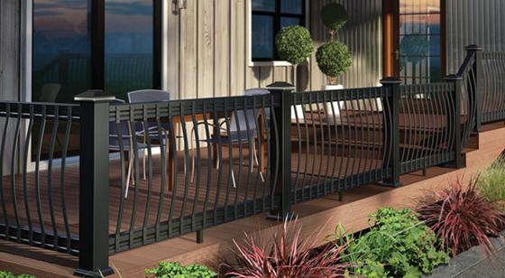 Veranda composite decking design gallery for Who makes tropics decking