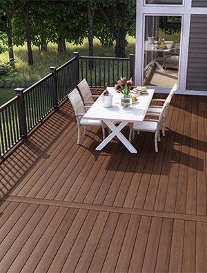 Installation veranda composite decking for Veranda composite decking