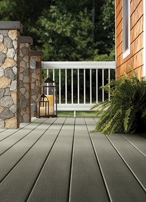 Veranda composite decking uses for Veranda composite decking