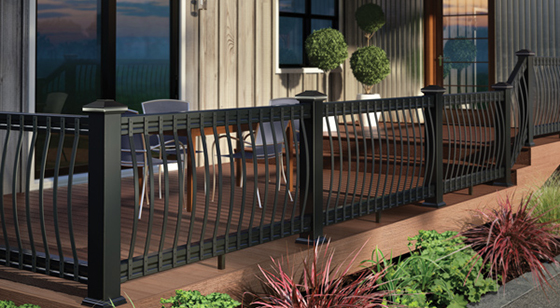 Design Gallery Veranda 174 Composite Railing